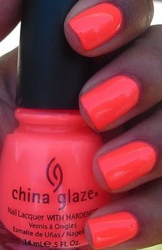 flip flop fantasy by china glaze...one of my favorite neons.