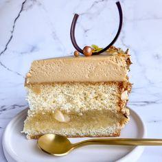 Piece Of Cakes, Vanilla Cake, Food Videos, Mousse, Tart, Sweet Tooth, Birthday Parties, Snacks, Baking
