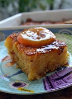 Πορτοκαλόπιτα με κανταΐφι Greek Sweets, Greek Desserts, Greek Recipes, Pastry Recipes, Cookie Recipes, Dessert Recipes, Delish Cakes, Greek Cookies, Greek Pastries