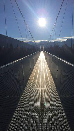 Hängebrücke Sigriswil Heart Of Europe, Civil Engineering, Civilization, Switzerland, Statue, Vacation, Bridges, City, Places