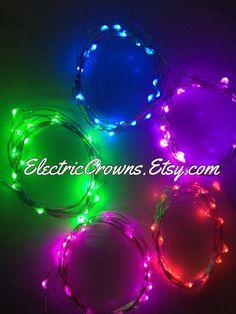 Pour des cheveux de raiponceTUTU lights for Light up TuTu's LED Costume by #ElectricCrowns