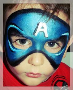 1000+ images about Pintacaritas on Pinterest | Spiderman, Face ...