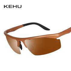 85e5fe23d2 KEHU New Polaroid Sunglasses Men Polarized Driving Sun Glasses Mens  Sunglasses Brand Designer Fashion Oculos De