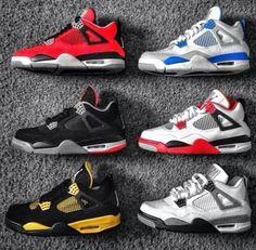 Air Jordan 4s
