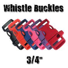 buckles for para bracelets
