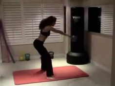 Weight Loss KettleBell Workout for Women~good, quick workout Kettlebell Workouts For Women, Kettlebell Training, Kettlebell Swings, Fun Workouts, Kettle Ball, Workout Videos, Exercise Videos, Workout Tips, Workout Plans