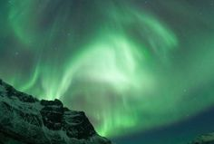 Featured Northern Lights destination of the Week: TROMSØ, NORWAY