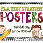 Looking for a way to teach and review test-taking strategies with your students prior to state testing? This packet covers the following strategie...