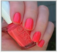essie boathouse ~I love this color, but I wasn't pleased with application of this at all.