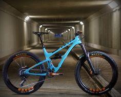 Super Rad SB5 - DaddyFras's Bike Check - Vital MTB