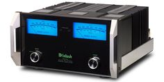 is the most powerful McIntosh stereo amplifier with utilizing the latest advancements in circuit and cosmetic design. Hifi Speakers, Stereo Amplifier, Mc Intosh, Circuit Components, Balance Design, Hi End, High End Audio, Loudspeaker, Audio Equipment