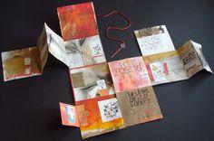 5 artist books - KirstenHorel                                                                                                                                                                                 Más