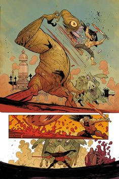 Rumble tease by James Harren & John Arcudi Manga Art, Character Design, Character Art, Graphic Novel Art, Cartoonist, Illustration Art, Art, Indie Comic, Art Wallpaper Iphone