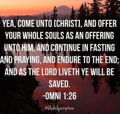 Come into Christ