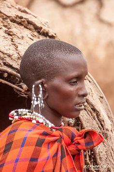 Masai, Tanzania, Ngorongoro