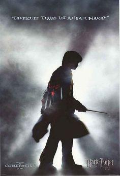 Harry Potter Goblet of Fire 2005 Movie Poster 24x36 – BananaRoad