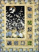 panel quilt patterns - Sidelights pattern. Made 3, and quilted several for others