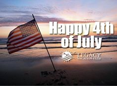 Happy 4th of July Weekend from Legacy Vacation Resorts #4thofjuly #happy4th