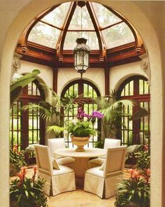 and you are invited ! - The enchanted home - Sh . and you are invited ! – The enchanted home – Showhouse Sunday…. and yo - Style At Home, Future House, My House, Villa Plan, Harrison Design, Enchanted Home, Atrium, Dream Rooms, Home Fashion