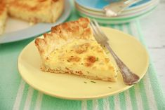 My Quiche Lorraine Recipe is rich & cheesy with the flakiest crust—it's an essential for brunch. Plus, you'll find a delicious egg-free option here, too! Keto Quiche, Quiche Recipes, Brunch Recipes, Breakfast Recipes, Breakfast Time, Brunch Dishes, Fun Recipes, Breakfast Ideas, Delicious Recipes