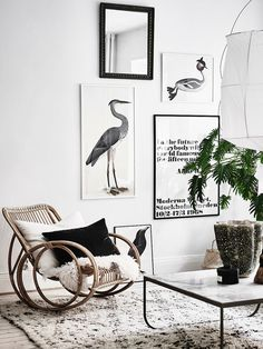 A calming and warm atmosphere, and curated furnishings that add personality and character.