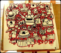 Big Doodle by dingbat23.deviantart.com on @deviantART