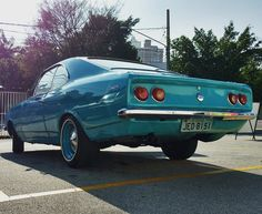My 1977 Chevrolet Opala Especial.