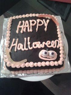 My Halloween cake 2014!