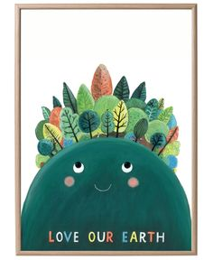 Love Our Earth by Jane Cabrera ❤️