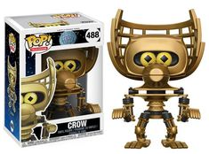 Funko Television Pop!: Mystery Science Theater 3000 - Crow Pre-Order