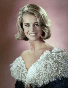 Jane Fonda, photo by Sam Levin, 1962