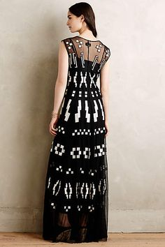 Symbology Maxi Dress - anthropologie.com #anthrofave