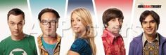 The Big Bang Theory - Cast People Poster - 91 x 30 cm