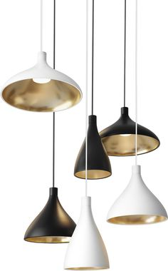 Pablo Lighting Swell Single Pendant | 2Modern Furniture & Lighting