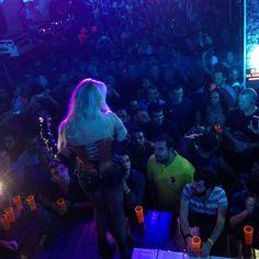 Instagram media by deborahblando - Amo Recife!!!! @amariadoceu #pop #diva #divando #night #clubemetropole