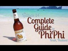 Complete Guide to Phi Phi Island, Thailand - YouTube