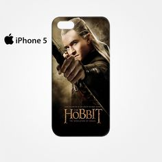 The Hobbit Legolas Poster Man for Iphone 4/4S Iphone 5/5S/5C Iphone 6/6S/6S Plus/6 Plus 3D Phone case