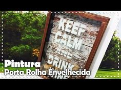 PORTA ROLHA ENVELHECIDA com Vicky Perricci - Programa Arte Brasil - 04/08/2016 - YouTube