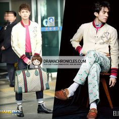 Who Wore It Better: Choi Minho vs Lee Dong Wook