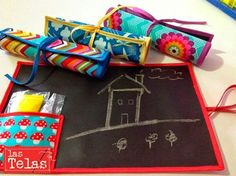 The Craft of Quilt Templates; Sewing For Kids, Diy For Kids, Gifts For Kids, Kids Fun, Operation Christmas Child, Diy Projects To Try, Sewing Projects, Little Girl Birthday, Fabric Toys