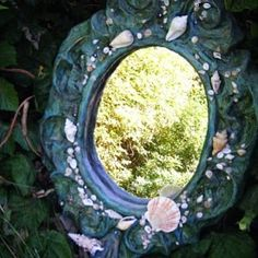 Through the looking glass!