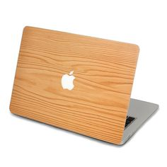 laptop decal wood macbook pro decal Mac sticker  by youyoudecal, $18.55