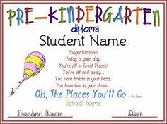 16 best preschool diploma images kindergarten graduation