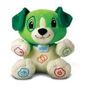 LeapFrog My Puppy Pal Scout #KohlsDreamToys
