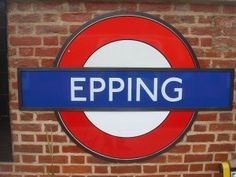 Epping Tube Station in London Step by Step Guide #London #stepbystep