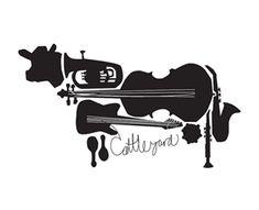 Logo-dibujo de Cattleyard