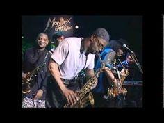 Rick Braun, Larry Carlton, Kenny Garrett, Boney James, Kirk Whalum - ALWAYS THERE - what a lineup of talent!!  And on the keyboards? The infamous George Duke!!! OMG!