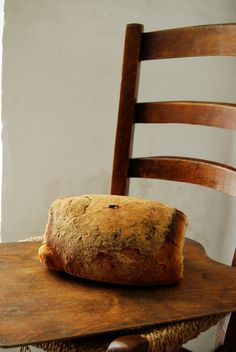 Pan roasted Bread with Olive Oil and fresh Oregano ° eat in my kitchen