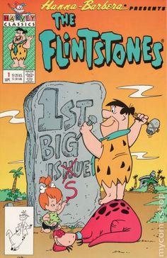 Flintstones Porno-Karikatur