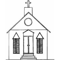 Lesson 7: Fold doors open to show parts of worship